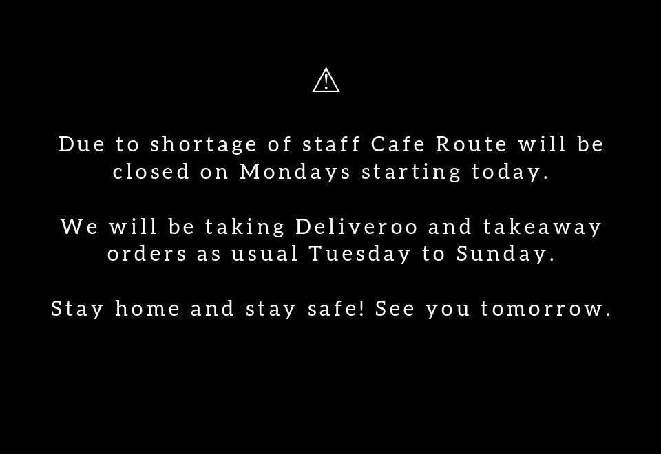 Customer Notice #London #Dalstonpic.twitter.com/fLV8ES0rH4