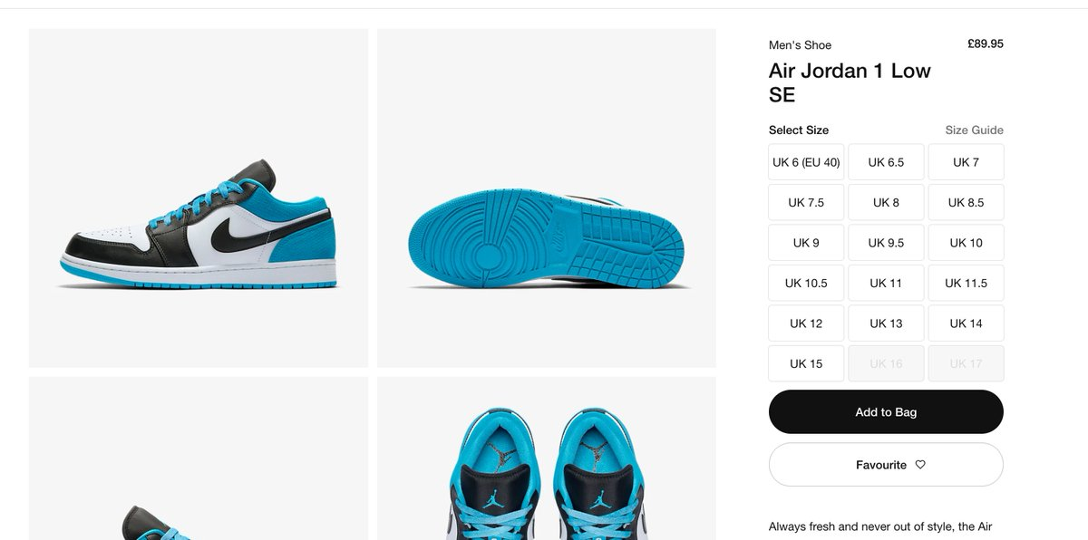 Official Foot Fire On Twitter Air Jordan 1 Low Laser Blue Out Now At Nike Uk Link Https T Co Z7mrohe4zs