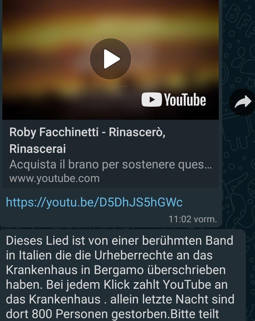 was heißt rinascero auf deutsch