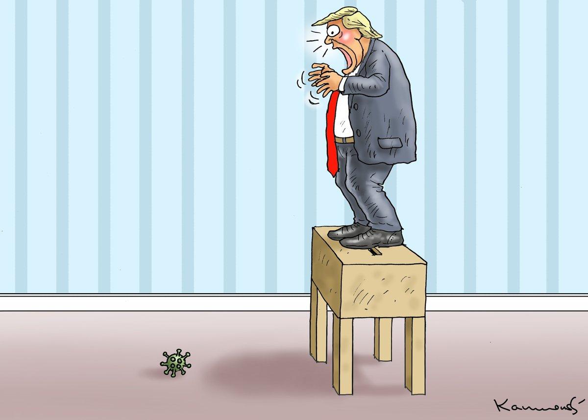 TRUMPS HYSTERISCHE KEHRTWENDE Bitte lesen:     #XiJinping #JoeBiden #Trump #Coronavirus