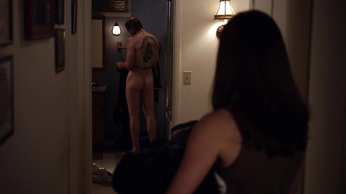 Sons Of Anarchy Naked Women