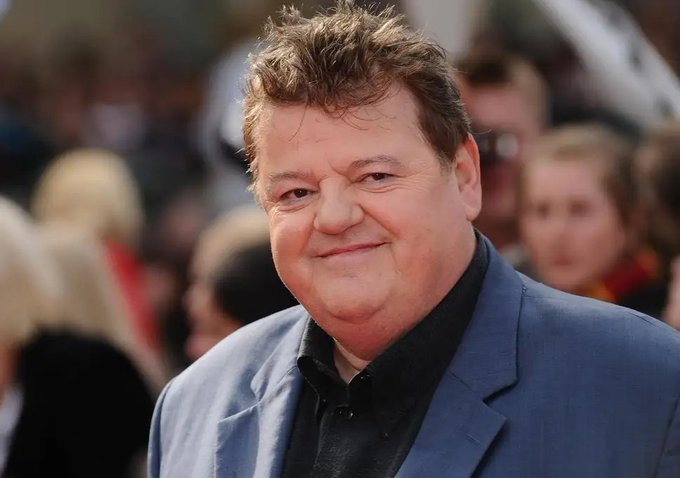 Happy 70th Birthday to Robbie Coltrane - aka Hagrid