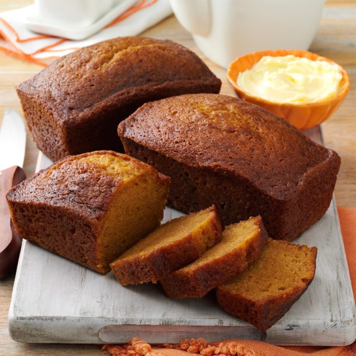 Delicious Pumpkin Bread  (Total Time: 30 MIN| Serves: 4)  Ingredients:  ½ cup pumpkin puree  2 large eggs, beaten  1 cup almond flour  ¼ cup almond milk  1 tbsp almond butter, melted  Spices:  #bhfyp #cleaneating #eatclean #fit #fitfam #fitness