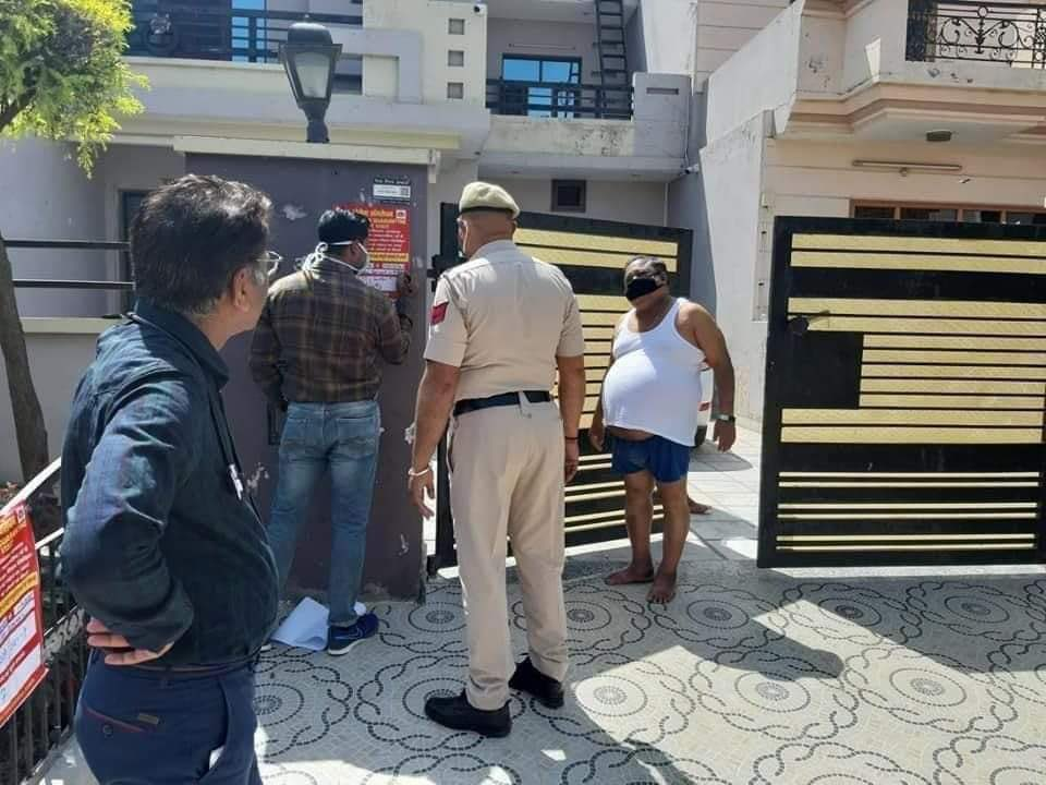 जाना था जापान, पहुँच गए चीन #Bangkok  They lied to their wives that they were in Bangalore for business purposes, but travel records show they actually had visited Bangkok.  Now these 'Bangkok' lovers have been quarantined! pic.twitter.com/qHWzdlKQhI