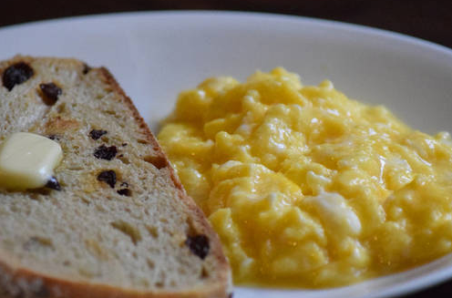 Made with the goodness of eggs, butter, black pepper and salt, this delicious egg butter is a must try   #recipe