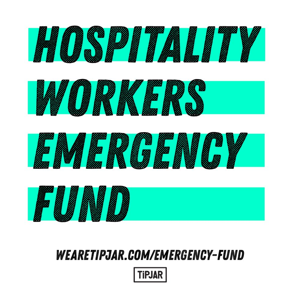 .@HospAction provides an update on its emergency fund, launched with @TiPJAR_tweets,  supporting #hospitality workers during the #coronavirus pandemic (LINK TO DONATE IN STORY) - https://t.co/VIJPLxEaGW https://t.co/s09tOZ68Ph