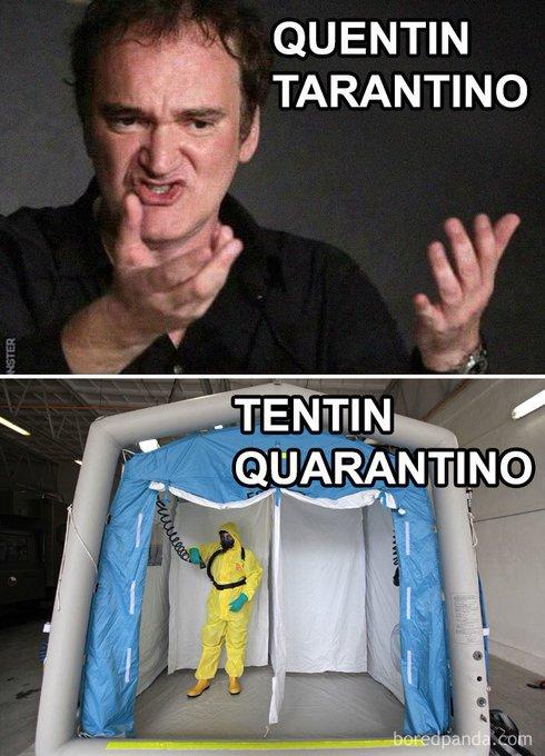 Happy 57th Birthday to Quentin Tarantino