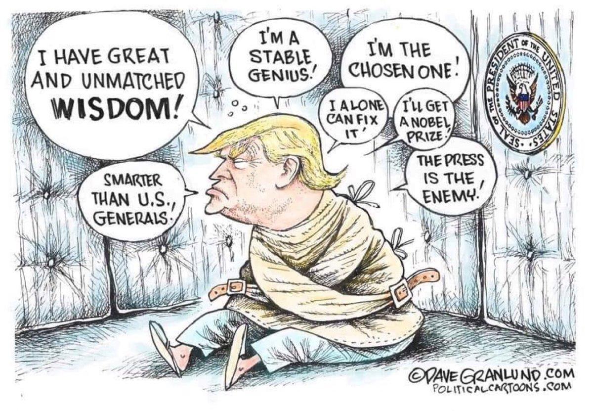 #NarcissisticPersonalityDisorder  #IMPOTUS45   #GodHelpUsAll   218 days until November 3, 2020.        #Biden2020<br>http://pic.twitter.com/WBUtJZMGGD