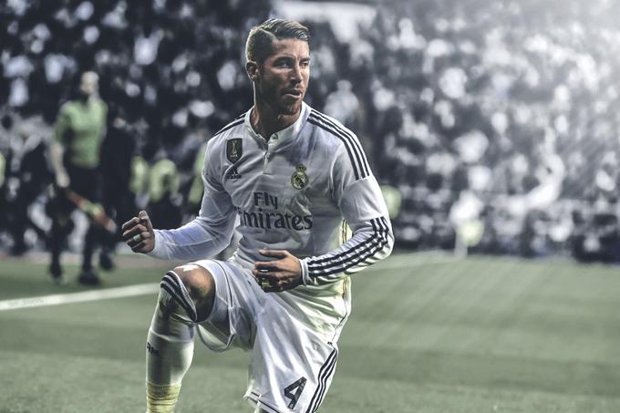 Happy Birthday, Sergio Ramos. El Capitano, El Mejor