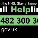Image for the Tweet beginning: The #HullHelpline has been created
