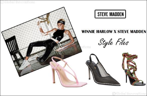 Winnie Harlow x Steve Madden Collection    #likeforlike #tagsforlikes #instadaily #instamood #instagood #instacool #instafollow #instalove #f4f #followforfollow #webstagram #stevemadden #winnieharlow #collection #matrixpr #shoes #shoe #dubaiprnetwork