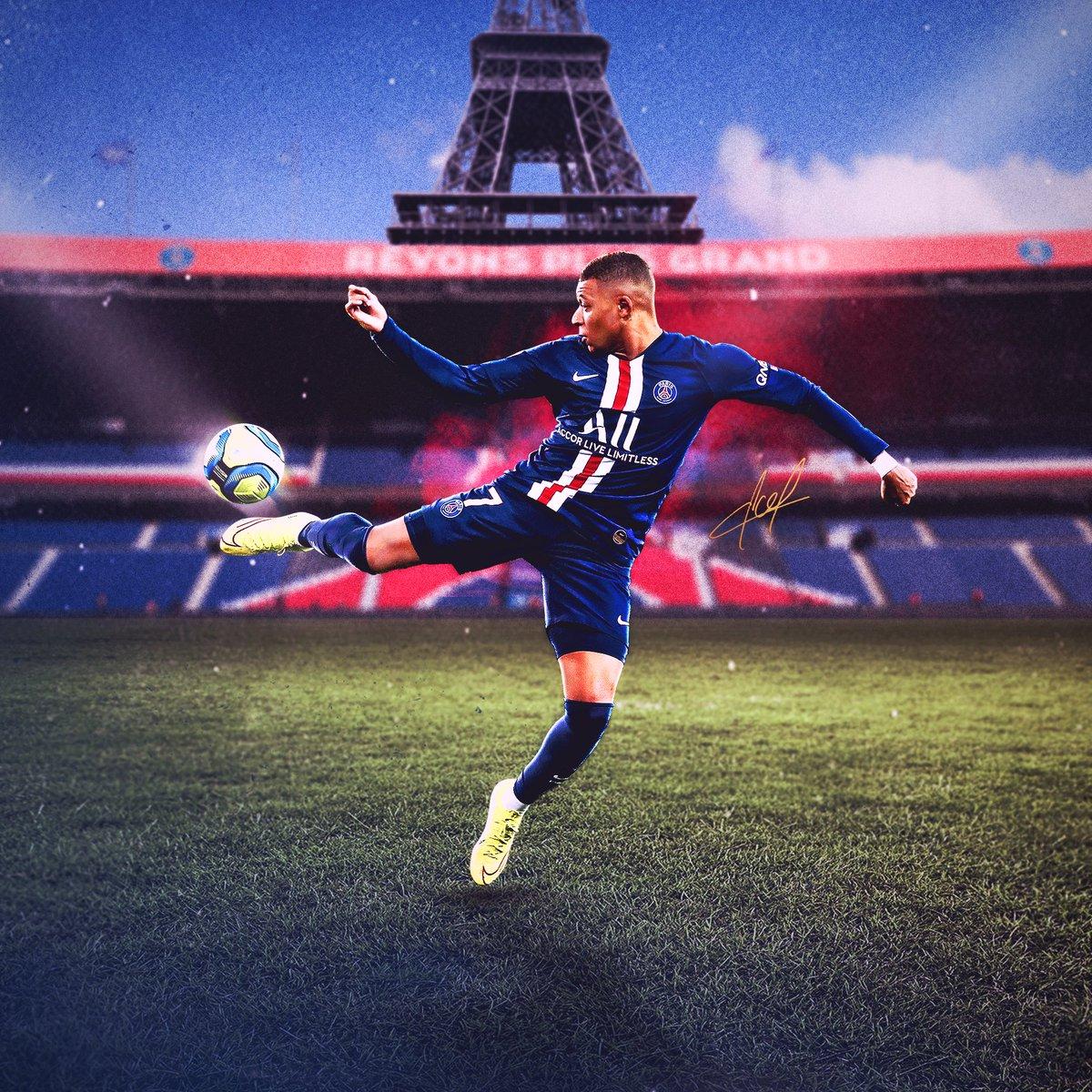 Kylian Mbappe | PSG ⚽️🇫🇷 #Mbappe #PSG