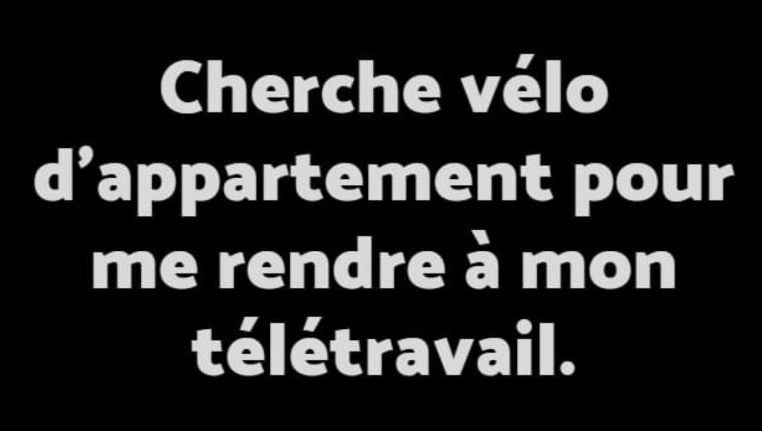 """francois pelen on Twitter: """"Allez, un peu d'humour ! #ConfinementJour14  #teletravail #Sante #MondayMotivation #… """""""