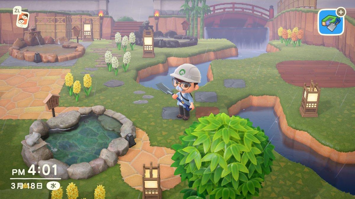 街 作り方 森 温泉 あつ