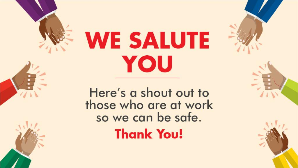 As we stay at home during these extraordinary times, there are those who step out to help us win this battle. Here's to the superheroes who are working tirelessly to ensure we bounce back. Thank you! To read more about Shell's response to COVID-19: https://t.co/9F81Smpgsj https://t.co/WwkQ5lWFRq