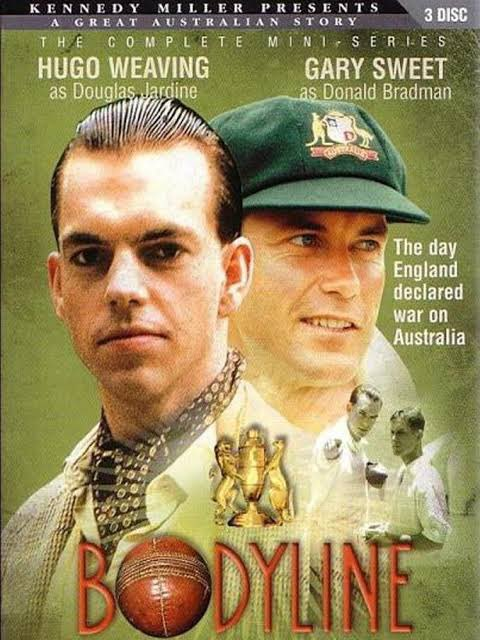 If @DDNational can show BODYLINE again, it will give us the opportunity to revisit our childhood. That scene when Jardine asks Larwood to bowl with a lump of coal...its still etched in my memory.  #DouglasJardine #DonBradman #HaroldLarwood  #BillVoce   Top class stuff <br>http://pic.twitter.com/SxL6GVz5ER