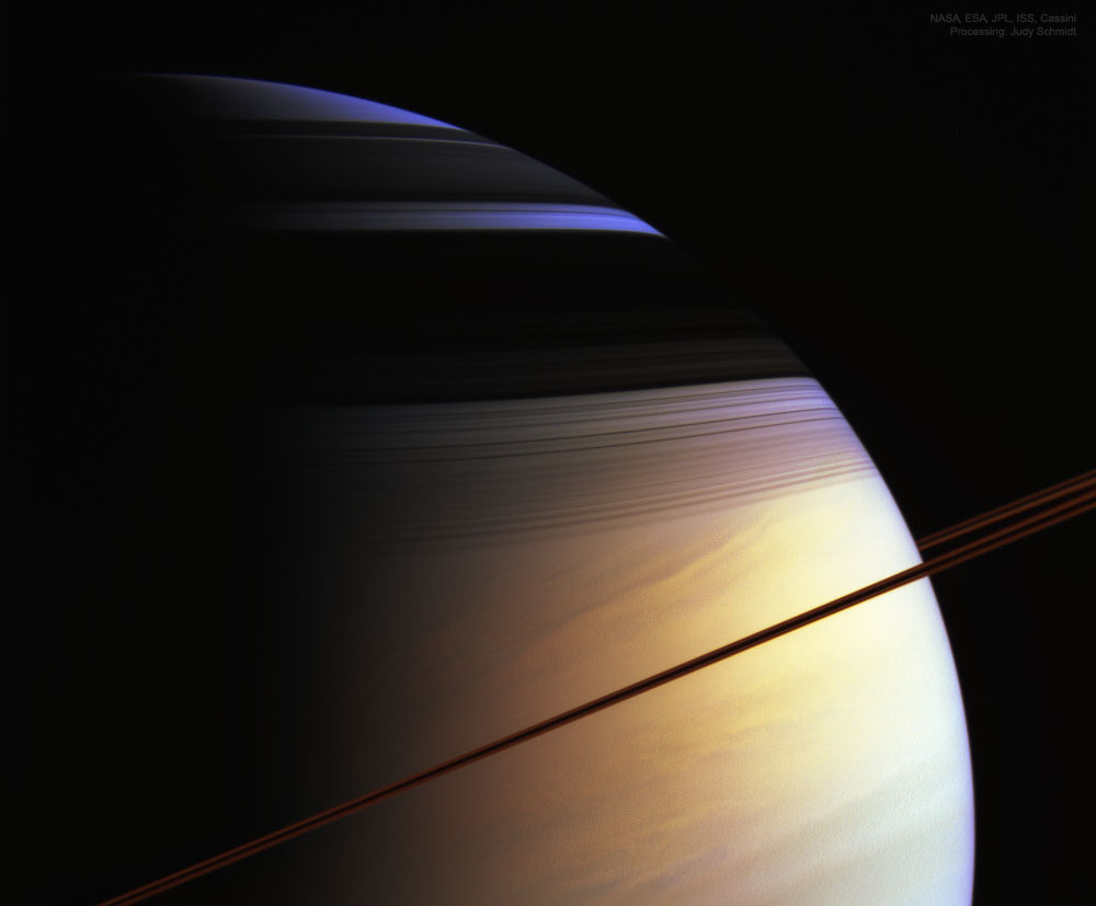 The Colors of Saturn from Cassini #SpaceForce #space #spaceX #astronomy #AstronomyClub #NASASocial #NASA #NASA2020 #ISRO #MondayVibes #TuesdayThoughts #WednesdayWisdom #ThursdayThoughts #FridayFeeling #weekendvibes #WeekendKaVaarpic.twitter.com/0PM2q2pObV
