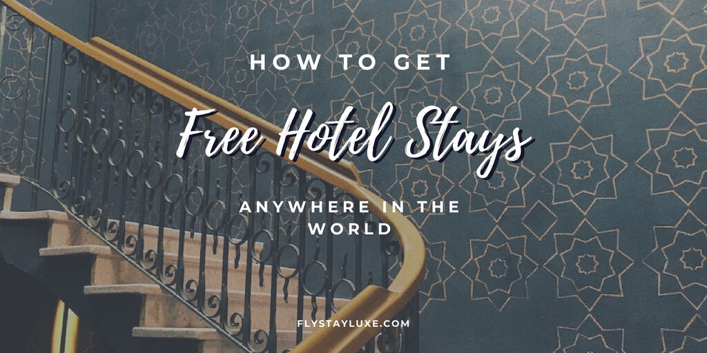 Fancy getting a free night stay on your next vacation? Click here to learn how I've managed to get at least 10 free nights in fancy hotels around the world! @hotelsdotcom   #Travel #TTOT #TravelBlog #LuxuryTravel #traveltips #wanderlust