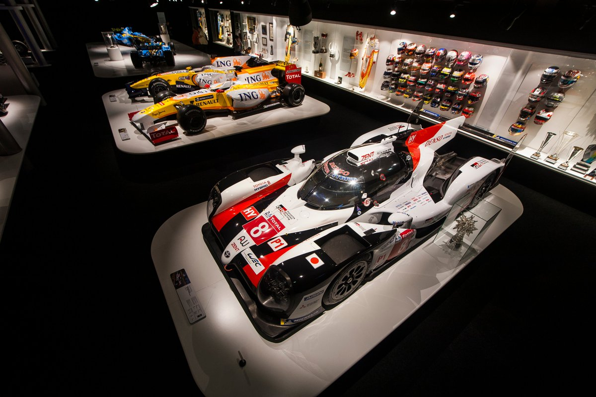 We know what's on our bucket list for when the situation improves. A visit to @alo_oficial's museum 🇪🇸 to see his #TS050 HYBRID and various memorabilia from his #LeMans24 🏆🏆 and @fiawec winning 🥇 season with us.  And what's on yours?