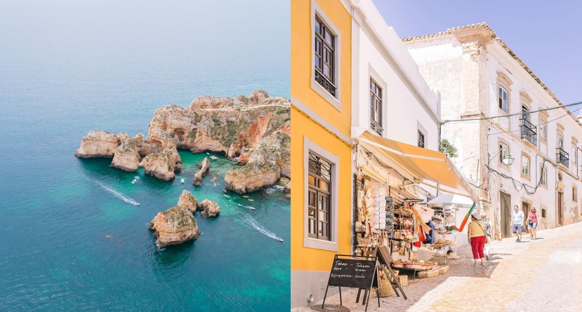 How To Do Faro Portugal In A Weekend -  #travelbloggers #traveltips #visitportugal