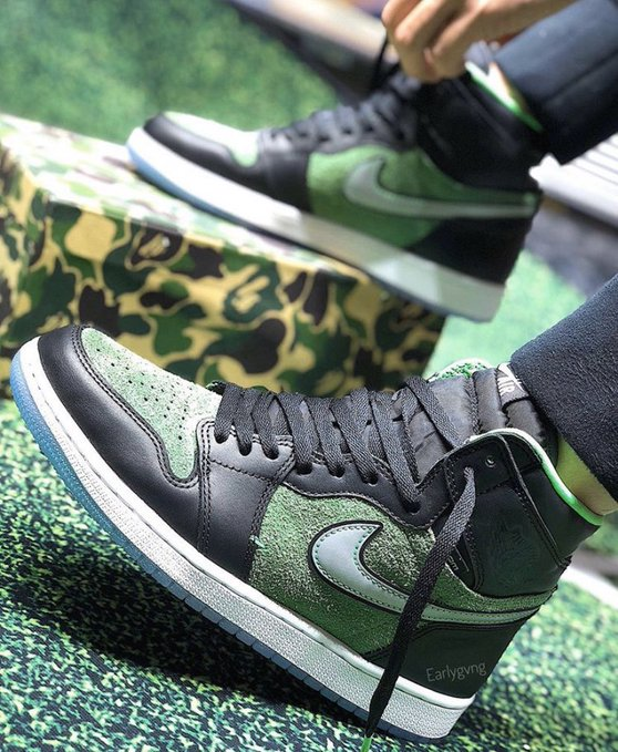 Justfreshkicks On Twitter Detailed Look At The Air Jordan 1 High