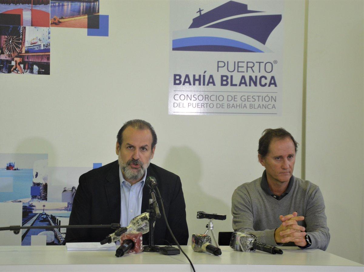 El Consorcio de Gestión del puerto de Bahía Blanca anuncia un nuevo y exhaustivo protocolo sanitario
