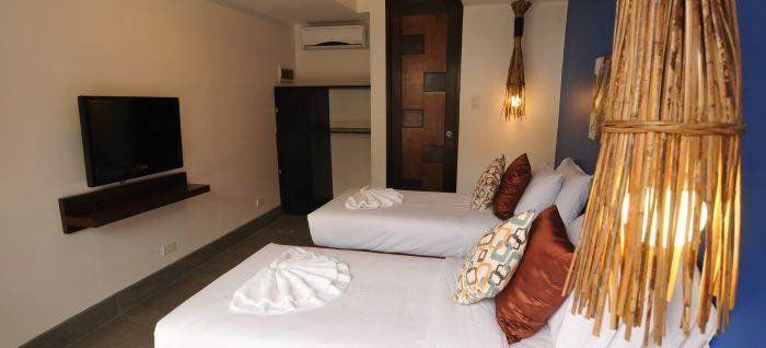 One Azul is a 9-room boutique #hotel a stone-throw away from the #beachfront #Malay #Philippines #wanderlusting #travelnow #travelholic #TTOT #travelbag #traveltips #IWBMob #travelbuddy #wonderfulplaces #openmyworld #lovetotravel #Wanderers