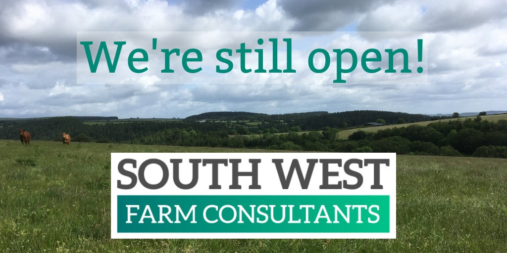 We're still here to help if you have any questions about BPS, #CountrysideStewardship, #organic 'self-assessment' or anything else. And you might be surprised at how much we can achieve over the net! Find out more:  #farmingUK #farm365 #beef #dairy #sheep