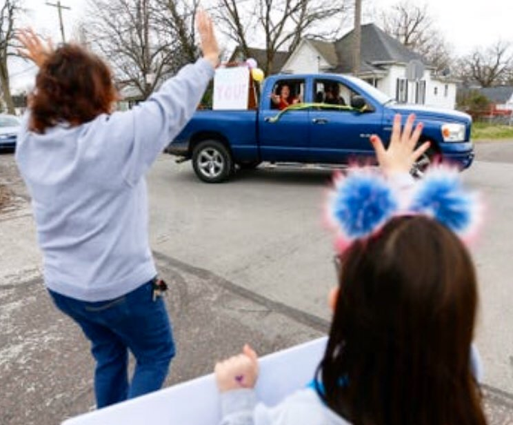 Stand By...WAVES & SMILES are COMING SOON (Fri. Apr. 3rd @ 12 PM) outside your front door be on the lookout (6 feet apart) for a Team of Teachers as they drive through Fleet's neighborhood!! <a target='_blank' href='http://twitter.com/Principal_Fleet'>@Principal_Fleet</a> <a target='_blank' href='http://twitter.com/Fleet_AP'>@Fleet_AP</a> <a target='_blank' href='http://twitter.com/APSFleetPTA'>@APSFleetPTA</a> <a target='_blank' href='http://twitter.com/APSVirginia'>@APSVirginia</a> <a target='_blank' href='http://twitter.com/APSVaSchoolBd'>@APSVaSchoolBd</a> <a target='_blank' href='https://t.co/JoUJilC6wV'>https://t.co/JoUJilC6wV</a>