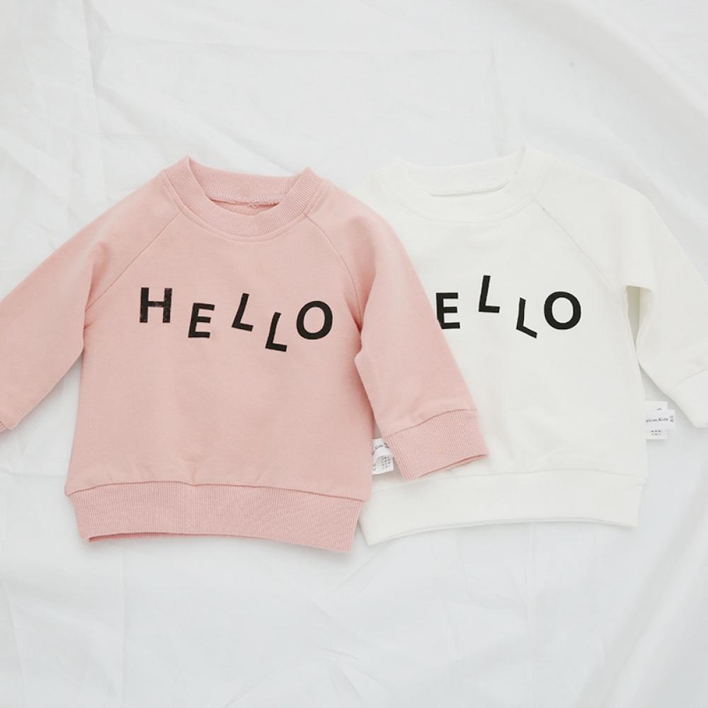 Autumn Cotton Baby Girls Long Sleeve T-Shirt #babyshop #bebe #sweet -->