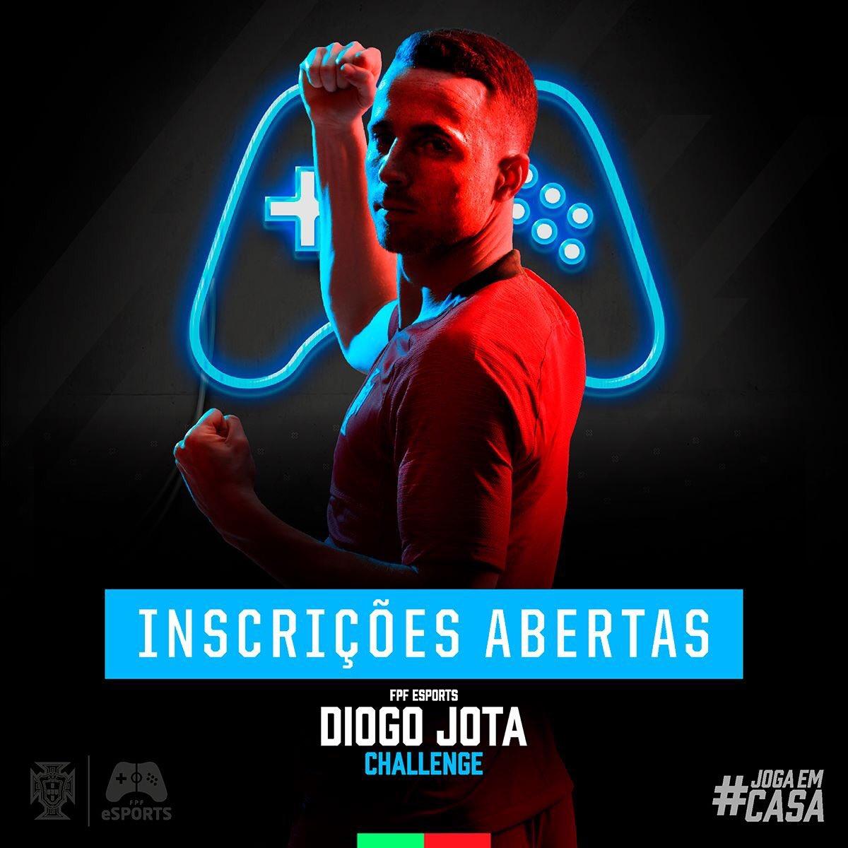 FIFA 21 PS5 torneio oficial Diogo Jota