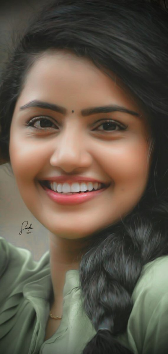 Gud evening 👼 angel @anupamahere #AnupamaParameswaran  Stay home and stay safe 🙏🙏 to all  Our Anu fans