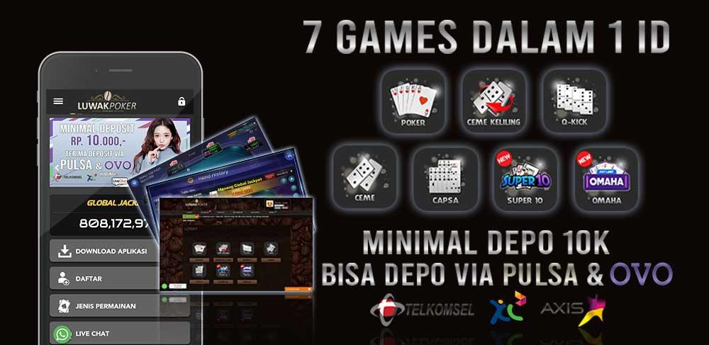 Situs Poker Online Idn Terbesar Dan Terpercaya Luwakpoker1 Twitter