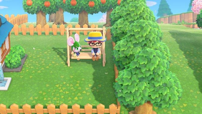 あつ森 建物の後ろ 見えない