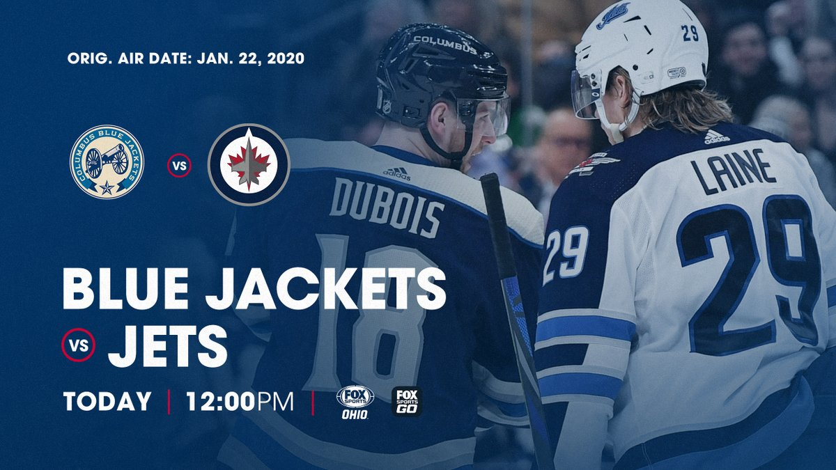 Columbus Blue Jackets @BlueJacketsNHL