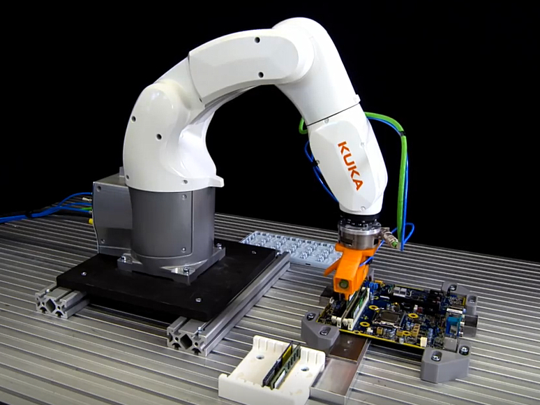 When implemented correctly and delivered by an experienced partner, #automation has the potential to keep workers around for the long haul.  READ: How Automation Can Combat High Turnover in #Electronics #Manufacturing via @MFG_BP >>   #robotics #robots #mfg