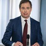 Image for the Tweet beginning: Regeringen hæver loftet for lønkompensation