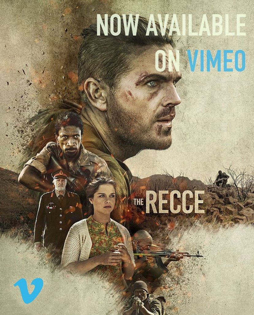 Looking for a new addition to your lockdown watchlist? The Recce is now available to rent or buy on Vimeo, including bonus features and the making of. Follow the link in our bio, stay indoors and be safe. #TheRecce #wardrama https://t.co/0GtqbLIVST