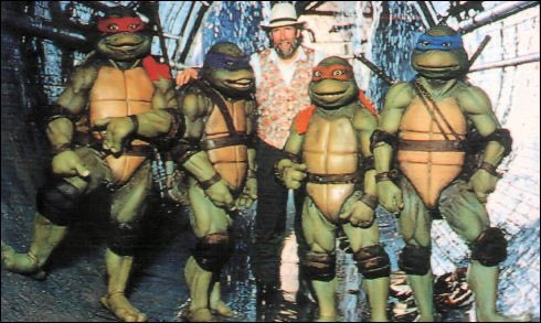 Happy 30th Anniversary to the original Teenage Mutant Ninja Turtles movie!