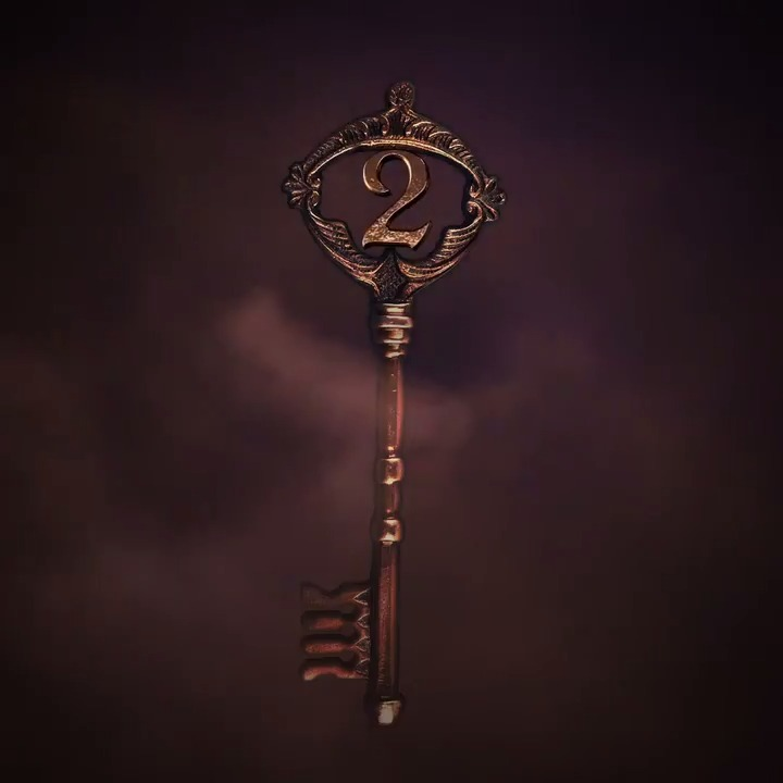 Image for the Tweet beginning: more keys, more demons, more