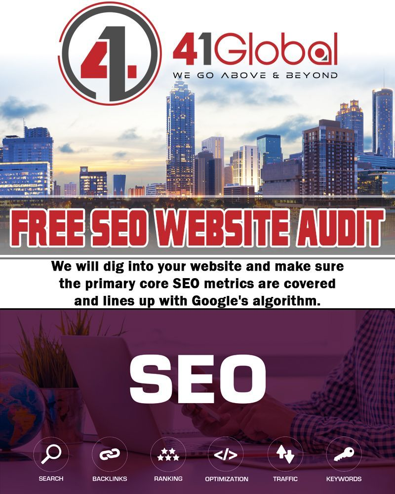 👉 Exclusive Free Website SEO Audit! 👈  We are offering a free Website SEO Audit during these rough times.  In order to be found online, you need a search engine optimization strategy put in place.    GET STARTED TODAY! https://t.co/vqe06Ic59e 👈   #Seo #SearchEngineOptimization https://t.co/u0ji7JOPyb