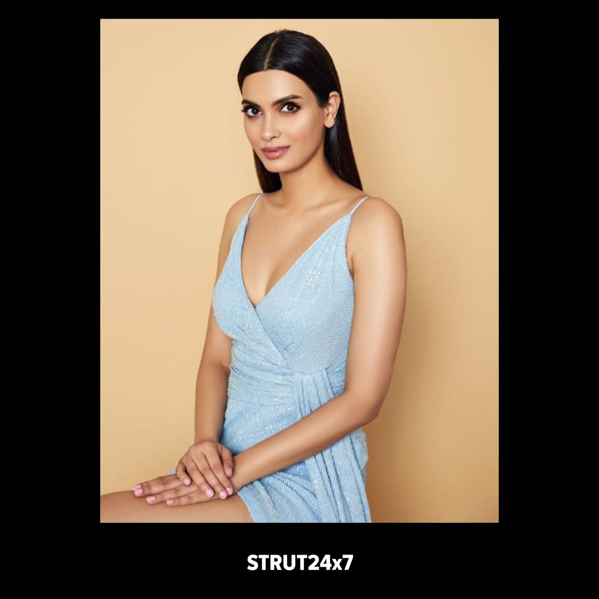 Hey hey #ShraddhaMishra we're loving this precise eye makeup with dense eyeliner and perfectly crafted brows. And paired with the glistening base and sleek stunning hair, this look is terrific for @DianaPenty   #EyemakeupTips #BrowShape #DianaPenty #Strut24x7pic.twitter.com/LjEljT3Ttn