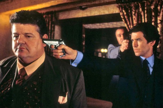 Happy Birthday Robbie Coltrane!