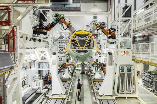 Covid-19 : Airbus suspend sa production en Espagne