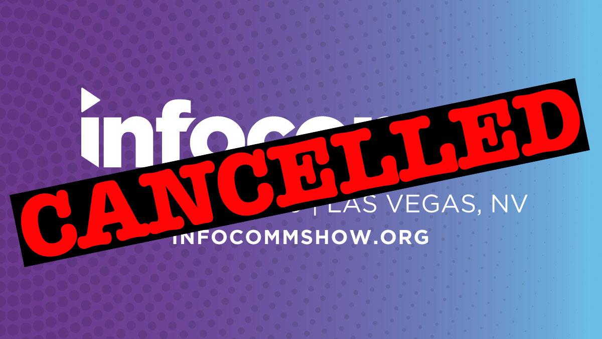 NIGHT RECAP: @AVIXA has cancelled #Infocomm2020, citing the impact of the COVID-19 pandemic. https://www.prosoundnetwork.com/business/infocomm-2020-cancelled…   #proaudio #proav #installationpic.twitter.com/SKoMlFHPho