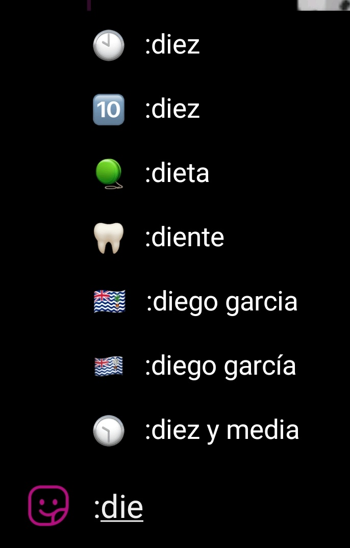 Telegram Messenger On Twitter You Can Always Go To Https T Co Eugehxejxa And Help Translate Just Pick The Language Of Choice And Then Choose The Emoji Option Https T Co Soqokpy7md