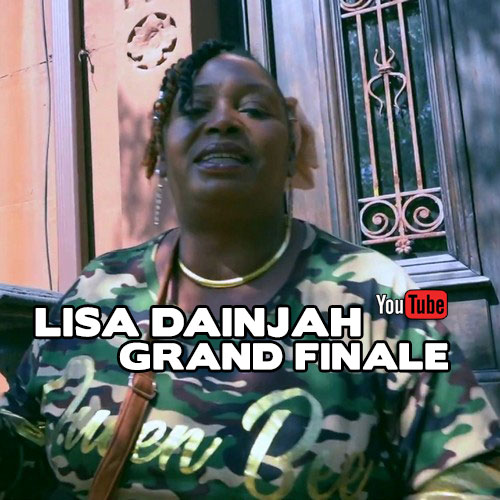 "LISA DAINJAH - GRAND FINALE | #New #Video | Visuals.for Lisa Dainjah's latest song across a recut of Barry Brown's 1983 ""Head A Go Roll"" riddim. #LisaDainjah #GrandFinale #VideoClip #Reggae #Visuals #YouTube #NewClip #ReggaeVideo #BarryBrown"