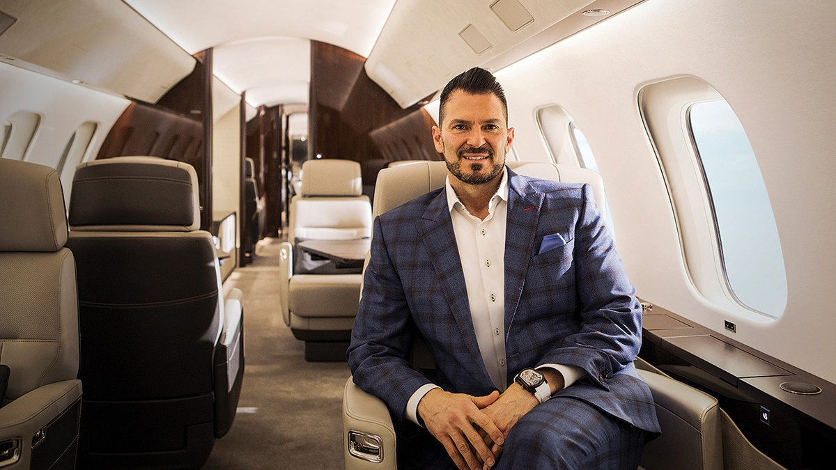 Shrinking the footprint   David Coleal, President, Bombardier Aviation, on the crucial importance of sustainability for the sector https://t.co/C2y3RrfbXc @Bombardier @bombardierjets @DavidColeal #Bombardier #SAF #SustainableAviationFuel #BusinessAviation #BizAv #BAM #BizAvMag https://t.co/urUWoAJuiB