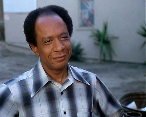 "#ShermanHemsley, best known for The Jeffersons, appeared on CBS's superhero series #TheIncredibleHulk episode ""No Escape"" on this date in 1979.<br>http://pic.twitter.com/djXE5hlmMC"