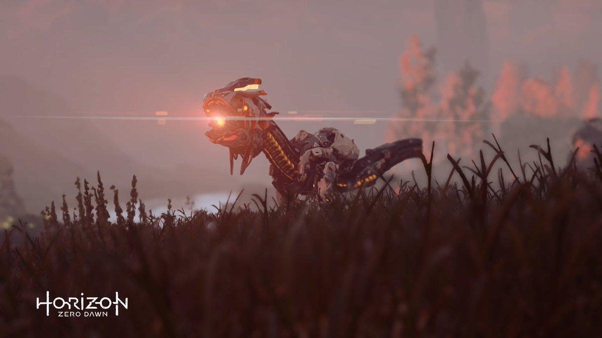 Machines  ————— Game: Horizon Zero Dawn  Developers: @Guerrilla  #Videogame #VirtualPhotography #HorizonZeroDawn #awesome #cool #fun #photography